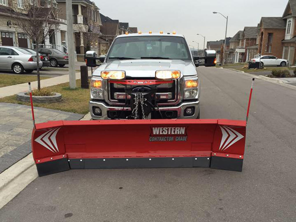 snow removal company in toronto