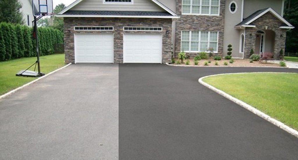 sealing driveway toronto