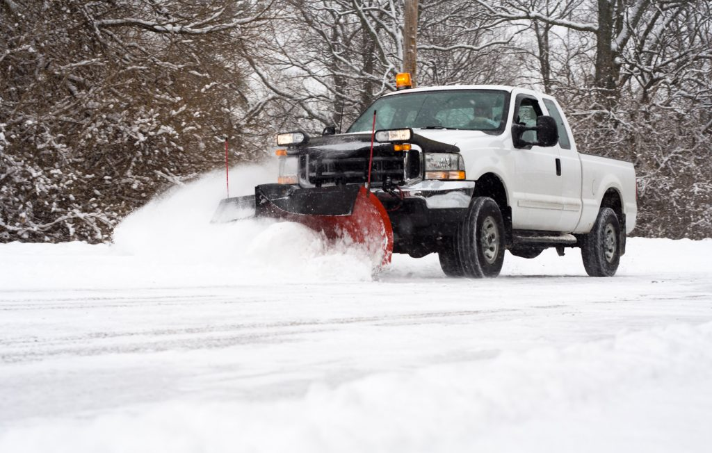 Snow removal services - snow removal thornhill